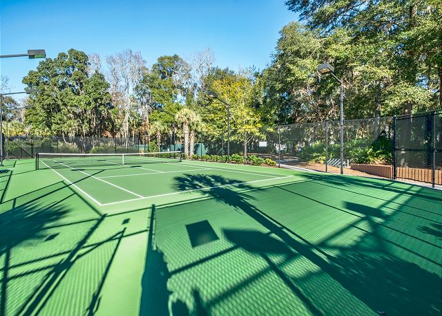 Evian 138, 2 Bedroom, Pool, Tennis, Sleeps 6 -  - HiltonHeadRentals.com