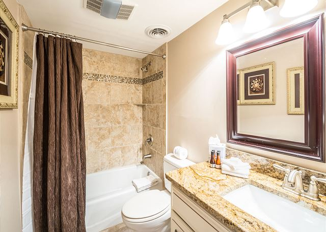 Step Into Our Master Bath
