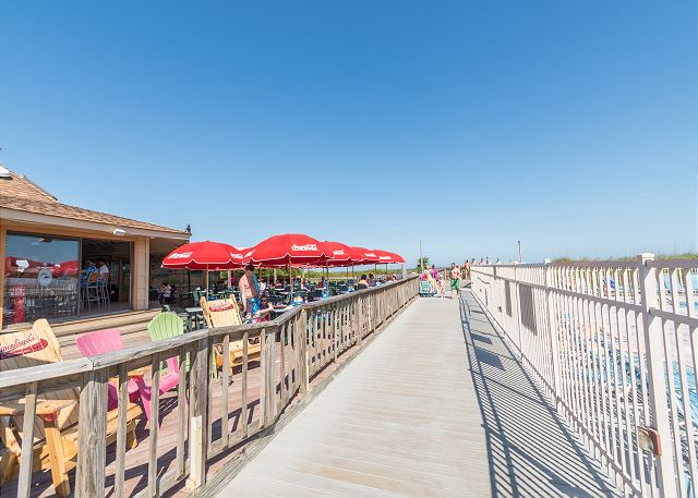 Beach & Tennis Admirals Row 309, 2 Bedroom, Ocean View, Sleeps 6 - Local Attractions - HiltonHeadRentals.com