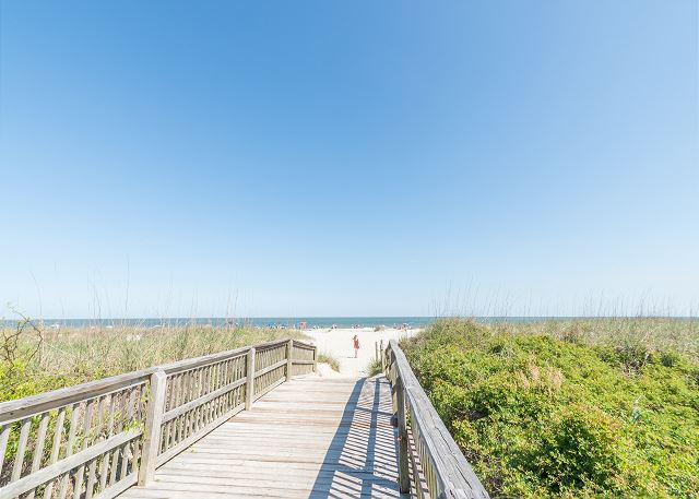 Beach & Tennis Admirals Row 309, 2 Bedroom, Ocean View, Sleeps 6 - You won't have to go far to find something fun and entertaining - HiltonHeadRentals.com