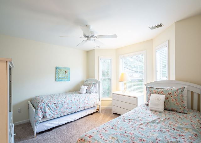 Kids and Adults Alike Will Love This Cheerful Bedroom!