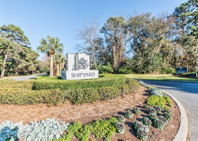Beachwalk 130, 1 Bedroom, Pool, Near Beach, WiFi, Sleeps 4 - Shipyard Plantation - HiltonHeadRentals.com