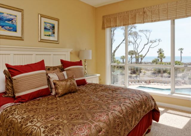 Barrington Arms 205, 3 Bedrooms, OceanView, Pool & Spa, Sleeps 8 - Sweet Dreams - HiltonHeadRentals.com