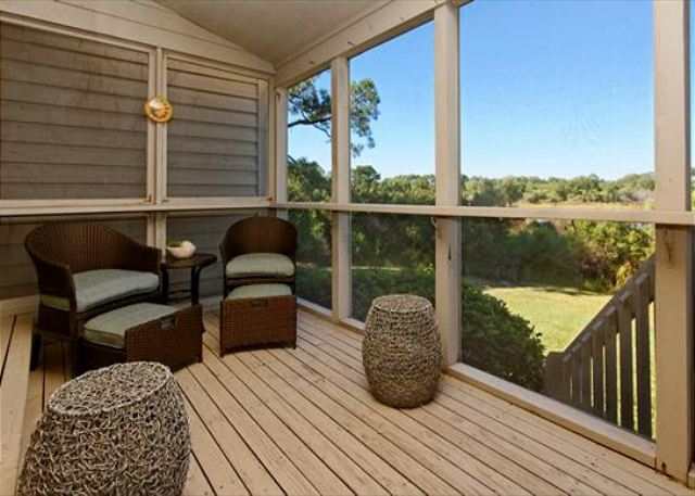 Screened Porch Fun