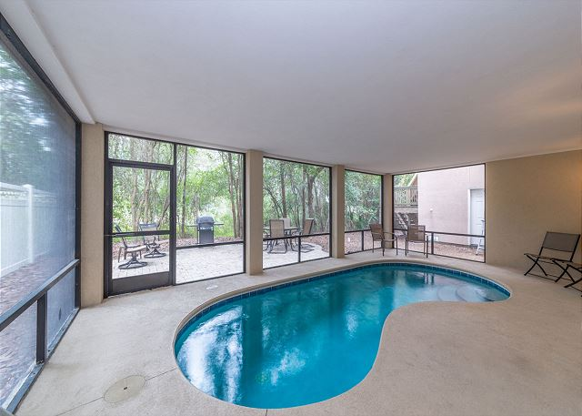 Crabline Court 32, Luxury 5 Bedrooms, Private Pool, Sleeps 12 -  - HiltonHeadRentals.com