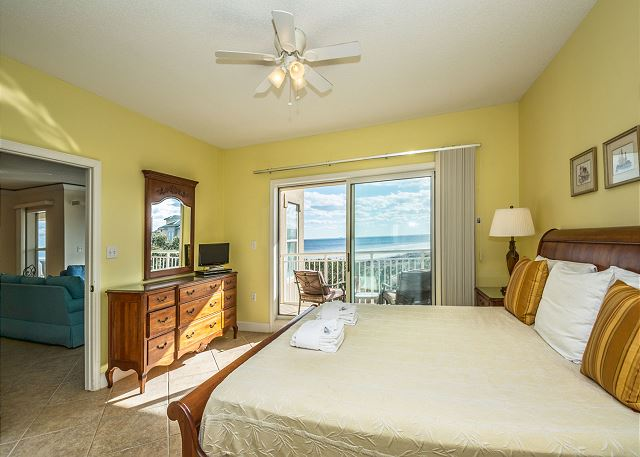 Hampton 6508, 3 Bedroom, Ocean Front View, Ocean Pool & Hot Tub - Waking Well Rested - HiltonHeadRentals.com