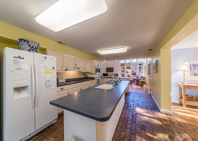 The kitchen will bring out your hidden Julia Child