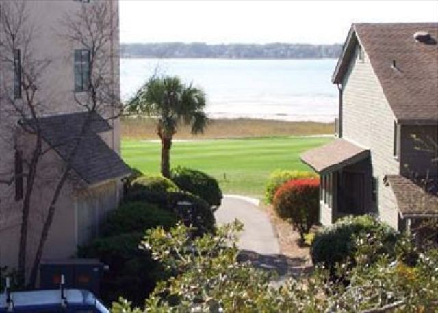 Harbour South 1103, 3 Bedroom, Golf View, Pool, Tennis, Sleeps 6 - Our View of the Sound!  - HiltonHeadRentals.com
