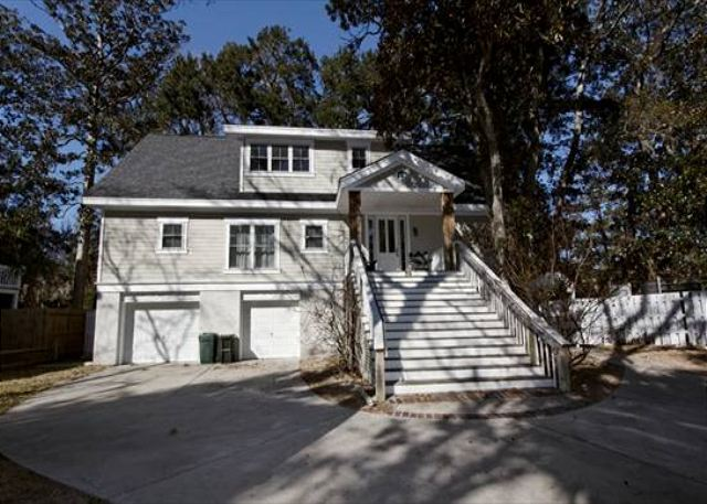 Lagoon Road 29, 4 Bedroom, Wooded View, Close to Beach Sleeps 10 - Welcome to Lagoon Road 29 - HiltonHeadRentals.com
