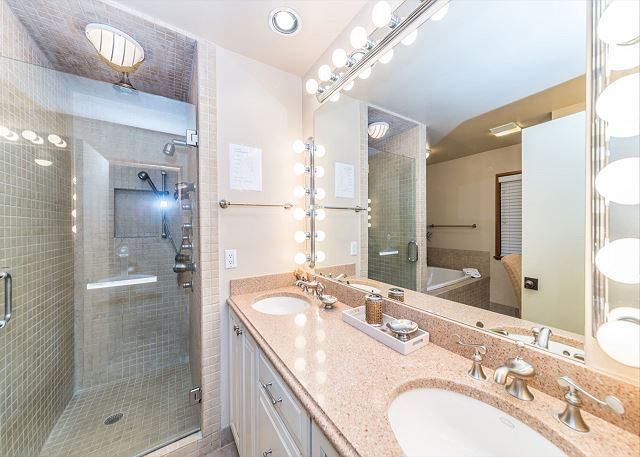 Dual vanities make the difference