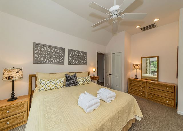 North Sea Pines Drive 23, 4 Bedroom, Private Pool, Sleeps 12 - Third Bathroom  - HiltonHeadRentals.com