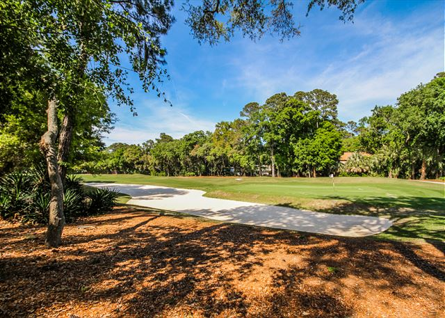 Racquet Club 2372, 3 Bedroom, Large Pool, Golf View, Sleeps 8 - Golf View - HiltonHeadRentals.com