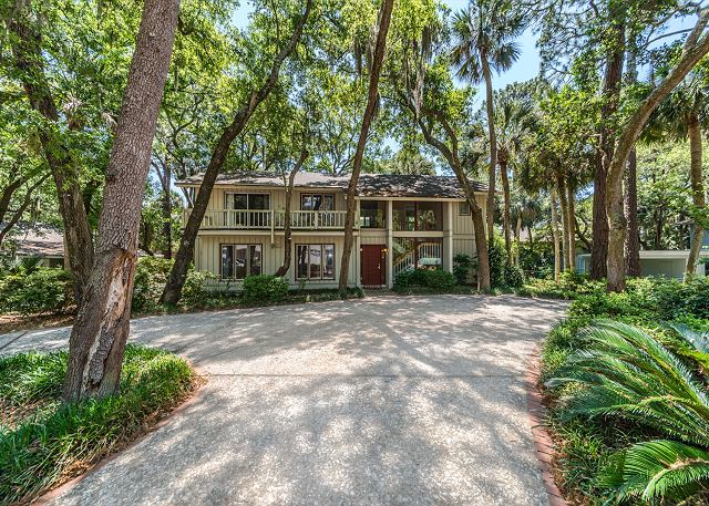 Surf Scoter 20, 4 Bedrooms, Private Pool WiFi, Sleeps 14 - You've Arrived - HiltonHeadRentals.com