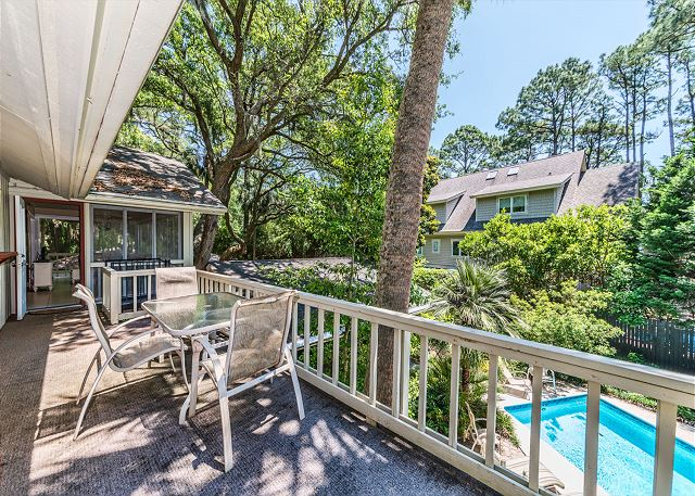 Surf Scoter 20, 4 Bedrooms, Private Pool WiFi, Sleeps 14 - Gorgeous Views - HiltonHeadRentals.com