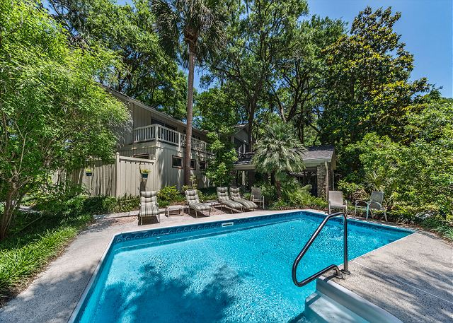 Surf Scoter 20, 4 Bedrooms, Private Pool WiFi, Sleeps 14 - Take a Dip! - HiltonHeadRentals.com
