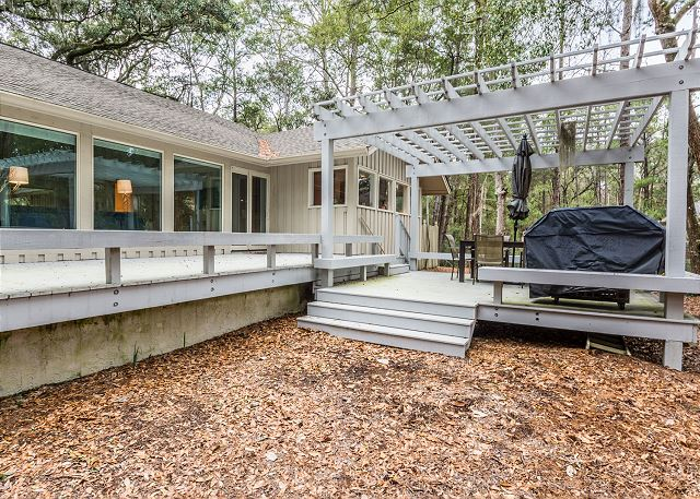 Swing About 1, 3 Bedrooms, Palmetto Dunes Pool Access, Sleeps 8 - Outdoors - HiltonHeadRentals.com