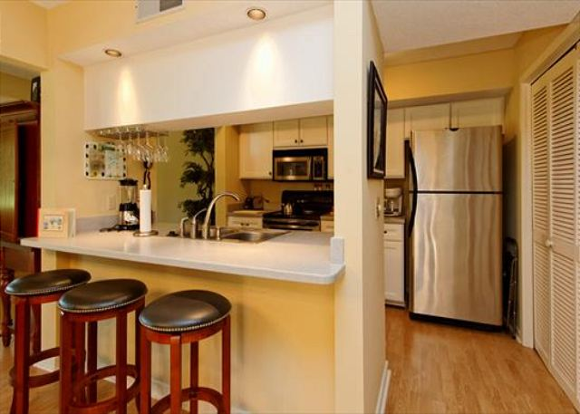 Turnberry 226, 2 Bedrooms, Golf View, WiFi, Sleeps 6 - Turnberry 226 - HiltonHeadRentals.com