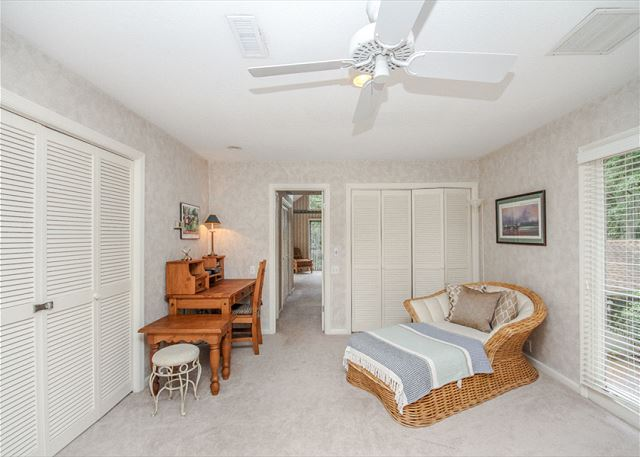 Turnberry Lane 30, 4 Bedrooms, Private Pool, Spa, Sleeps 12 - Upstairs Landing - HiltonHeadRentals.com