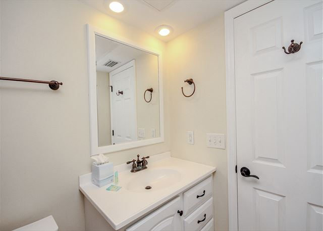 Additional bathroom