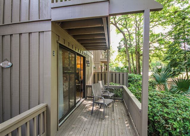 Enjoy The Porch Access