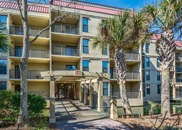 Xanadu 12-B, 3 Bedroom, Pool, Tennis, Walk to Beach, Sleep 8 -  Wish you were here? - - HiltonHeadRentals.com