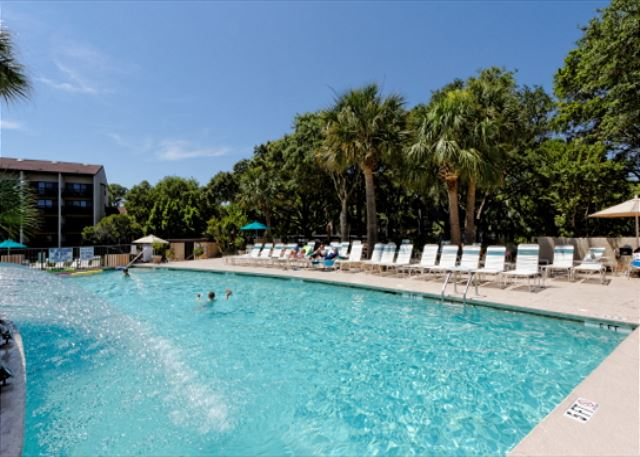 Island Club 3202, 2 Bedroom Oceanfront View, Pool, Walk to Beach Picture