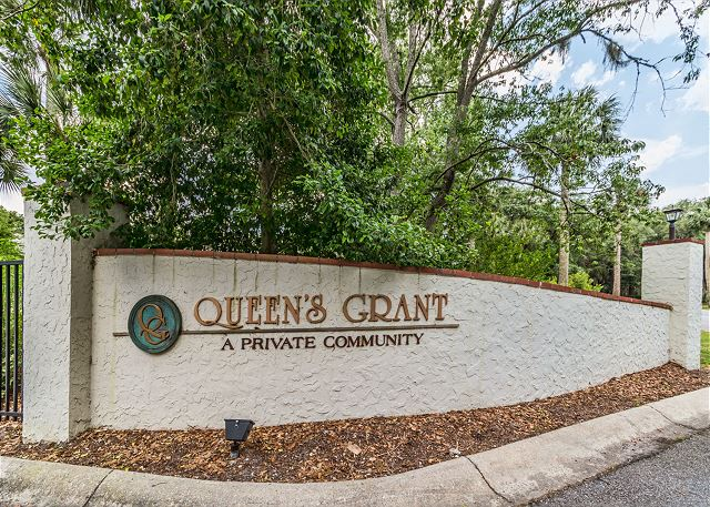 Queens Grant 682, 2 Bedroom, Pool, Sleeps 6 - You've Arrived! - HiltonHeadRentals.com