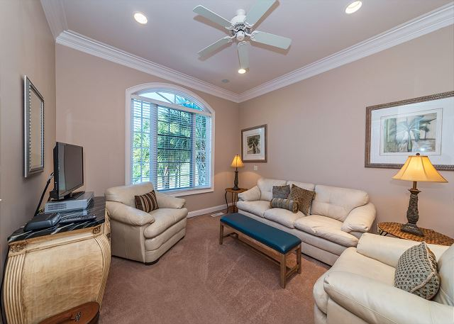 Singleton Beach 11A, Oceanfront 2 Bedrooms, Elevator, Pool - Multi functional  Room  - HiltonHeadRentals.com