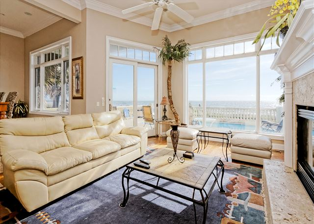 Singleton Beach 11B, Oceanfront 3 Bedrooms, Pool, Elevator Picture