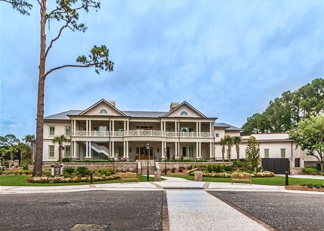 922 Cutter Court, Sea Pines Plantation