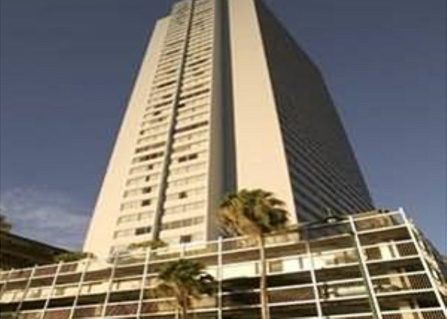 "The Island Colony known as the ""Tallest Building in Waikiki""!"