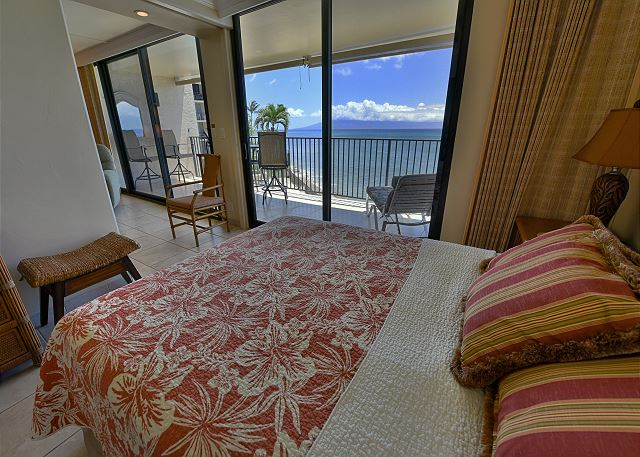 Oceanside Bedroom