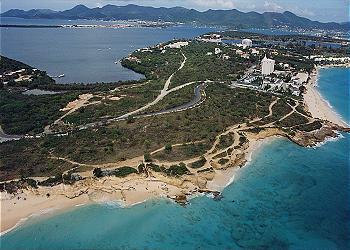"Cupecoy Condominium rental - Exterior Photo - St Maarten's ""Gold Coast"""