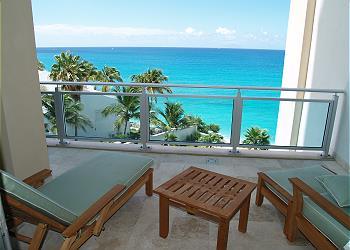 Cupecoy Condominium rental - Exterior Photo - Balcony