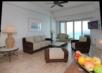 Cupecoy Condominium rental - Interior Photo - Living Room