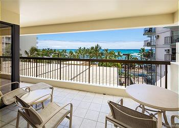 Waikiki Beach Tower 503