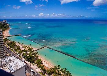 Waikiki Beach Tower 3103