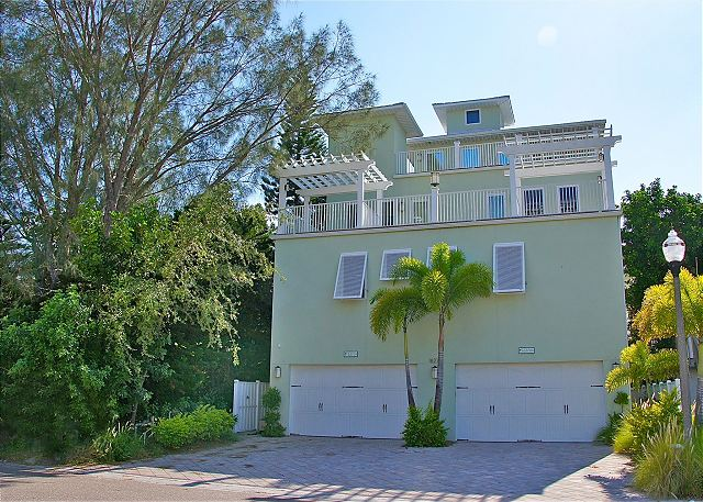 You will not be disappointed in this lovely upscale vacation home on the beach!