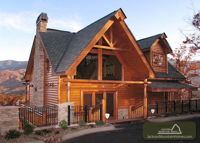 Kodiak Mountain Lodge 5 Bedroom Cabin Rental In