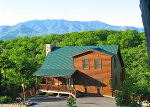 Away in the Mountains,  3 Bedrooms, Game Room, Pool Access,  Sleeps 10