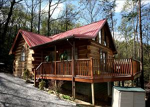 A Heavenly Escape, 1 Bedroom, Hot Tub, Gas Fireplace, Grill,  Sleeps 6