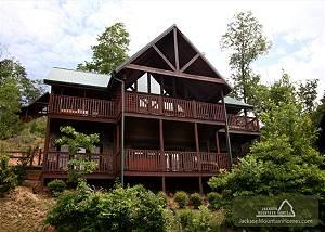 Gatlinburg cabin rentals cabins in gatlinburg tennessee for Jackson cabins gatlinburg tenn