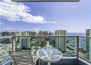 Ala Moana Hotelcondo 3426 2br/3ba Regal Suite-1K2Q