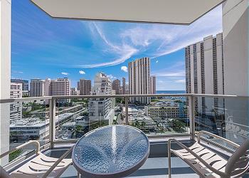 Ala Moana Hotel 1316 Studio Ocean View - 1Q