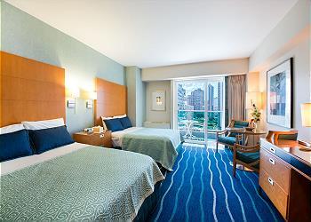 Ala Moana Hotelcondo 1313 Studio Ocean View - 2D