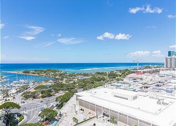 Ala Moana Hotelcondo 2107 1bdrm Ocean View - 1K1S