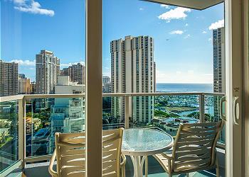 Ala Moana Hotel 1920 Studio Ocean View - 2D