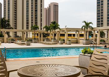Ala Moana Hotel 1107 1bdrm Ocean View - 1K1S