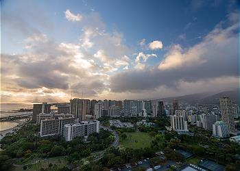 Trump Waikiki Hotel 3703 2br/3ba Exclusive Ocean View