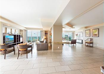 Ala Moana Hotelcondo 3307A Penthouse A 2bd-1K1Q